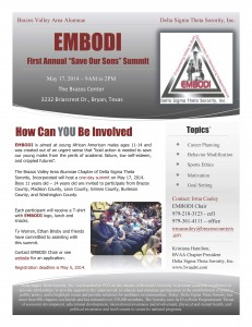 EMBODI Summit Flyer